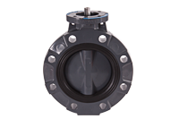 BYV Series Butterfly Valves - Actuation Ready