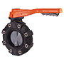 BYV Series Butterfly Lugged Valves