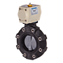BYV Series Butterfly Lugged Valves - Actuation Ready