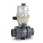HRS Series Automated with TBH True Union Ball Valves